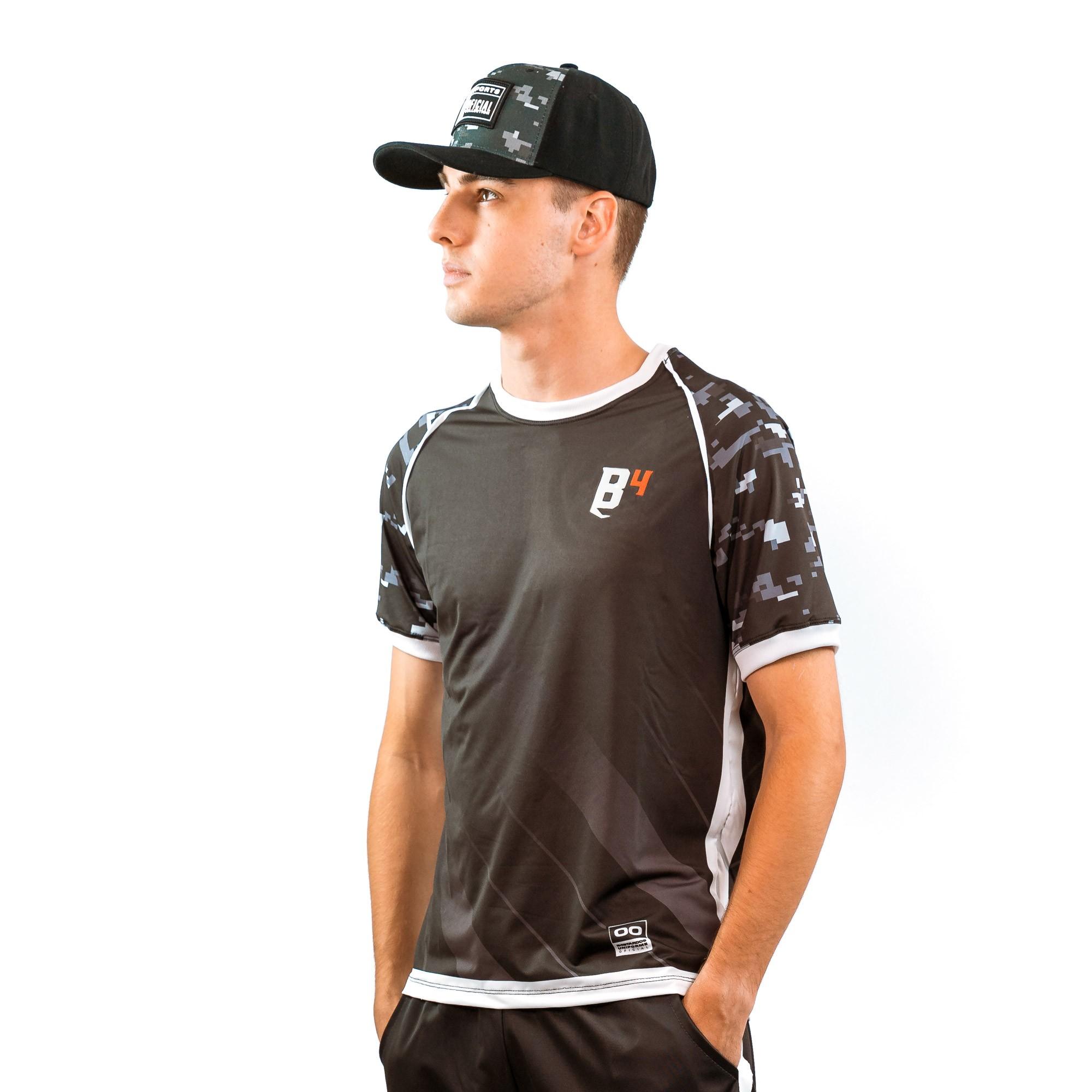 Camiseta Jersey B4stardos Esports Oficial
