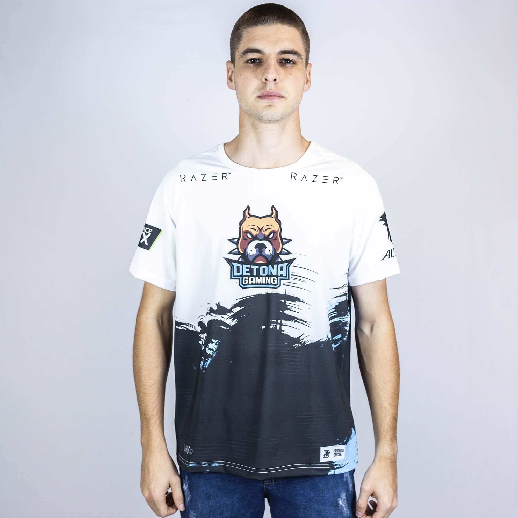 Camiseta Jersey Detona Gaming 2021