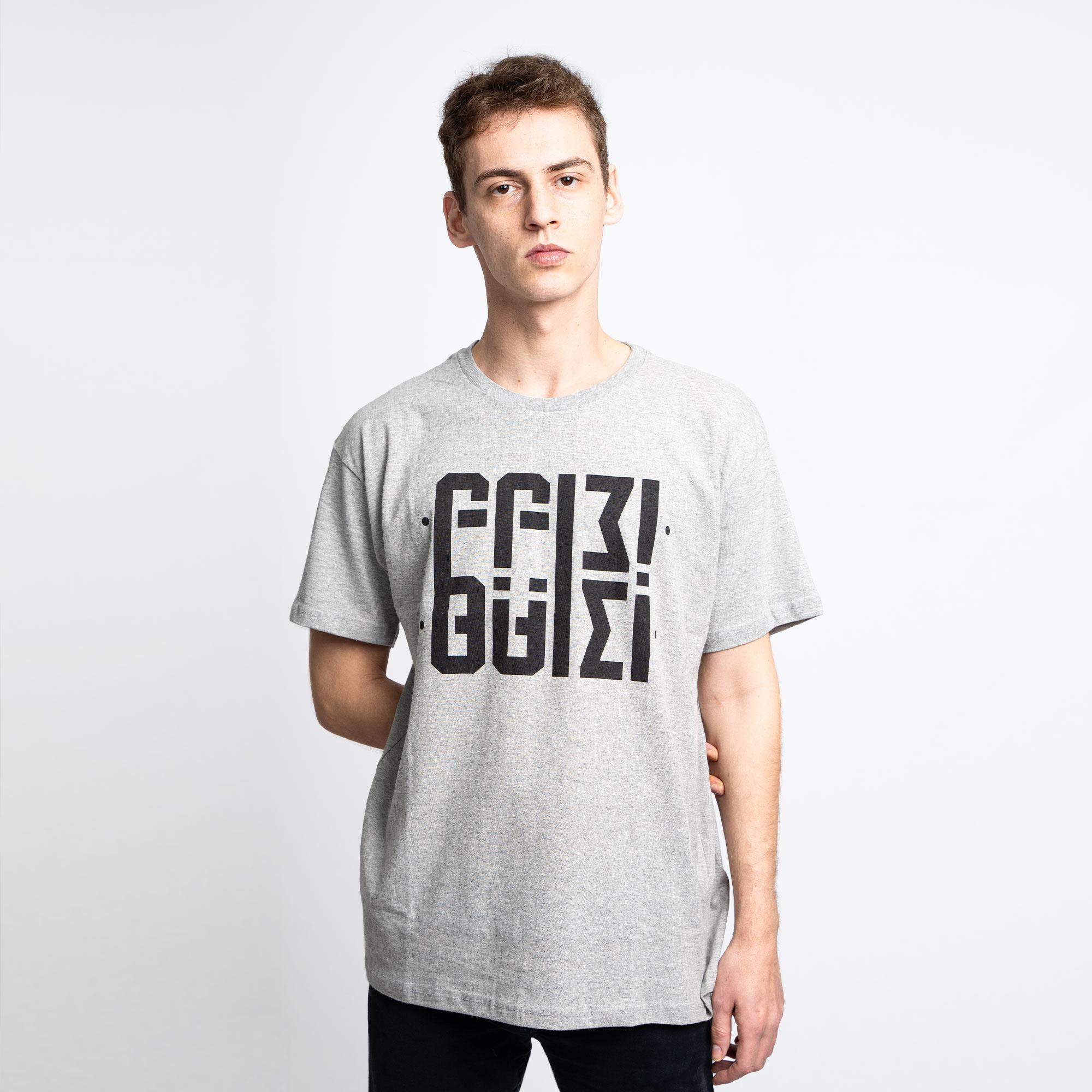 Camiseta GG IZI Mescla