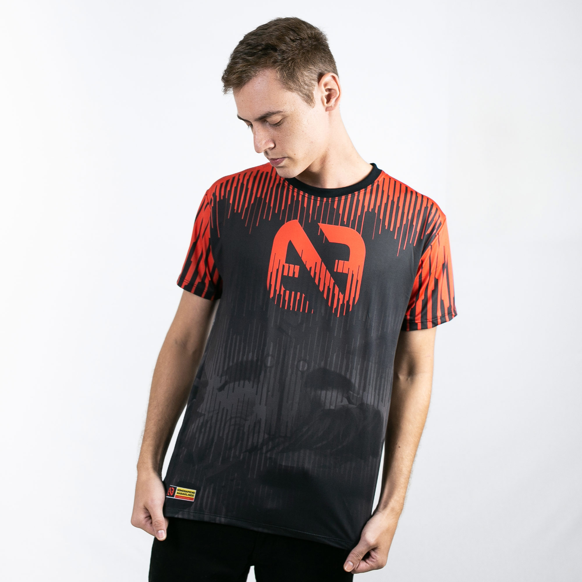 Camiseta Jersey Aedrons Oficial