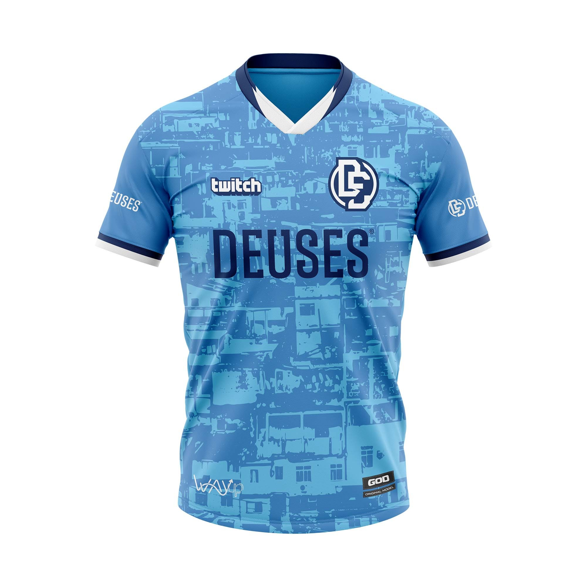 PRÉ VENDA | Camiseta Jersey Deuses Oficial 2021