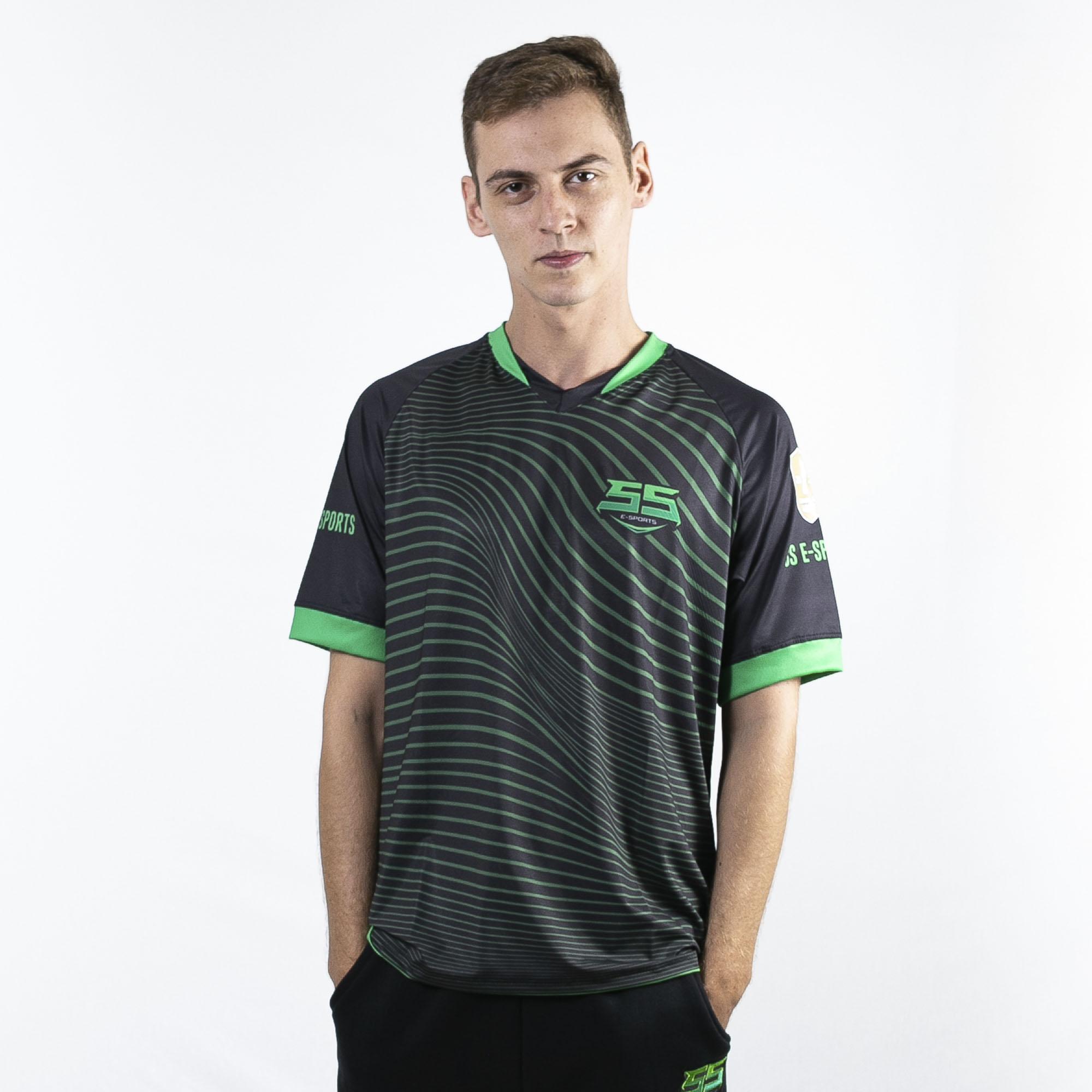 Camiseta Jersey SS Esports Oficial
