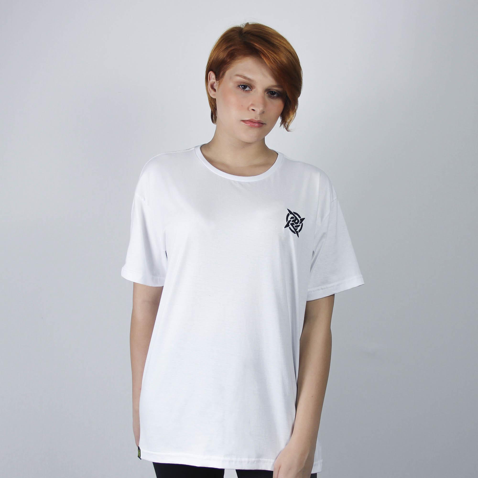 Camiseta Lagom NIP Oficial 2021 Branca