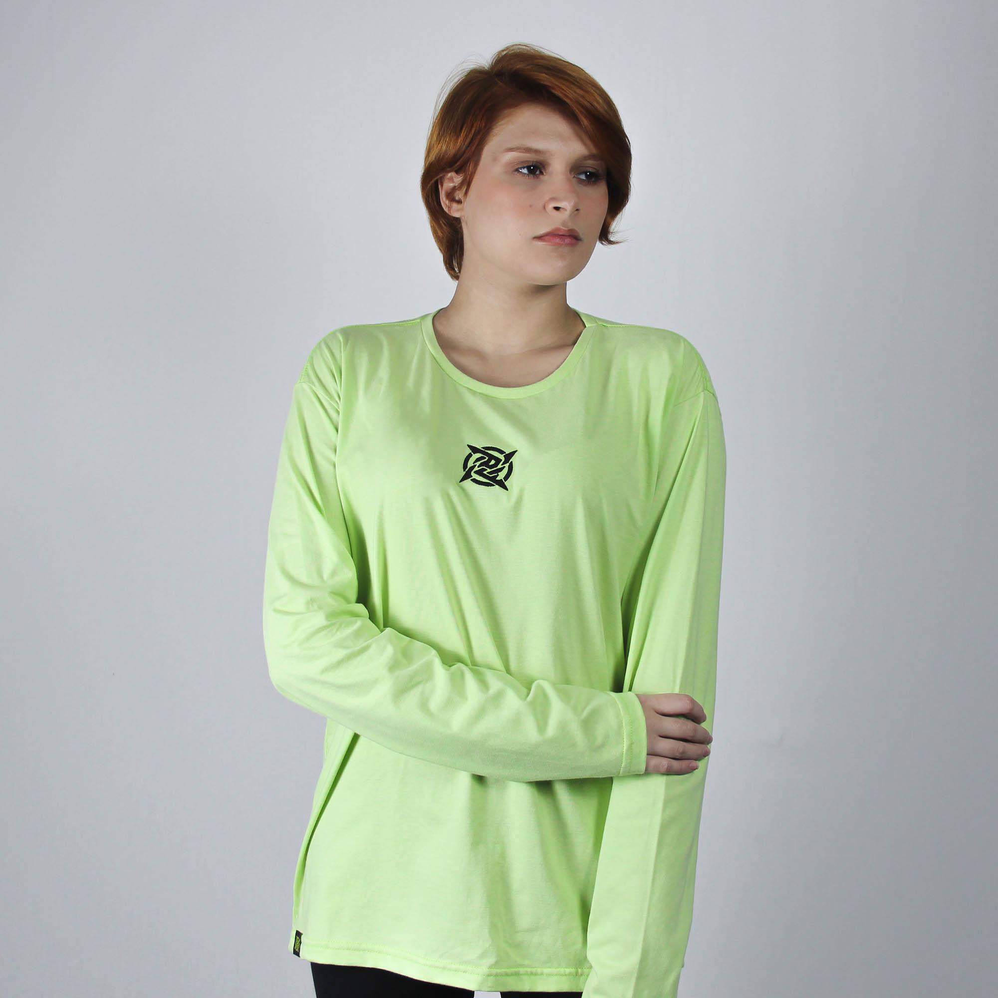 Camiseta Lagom NIP Oficial 2021 Verde