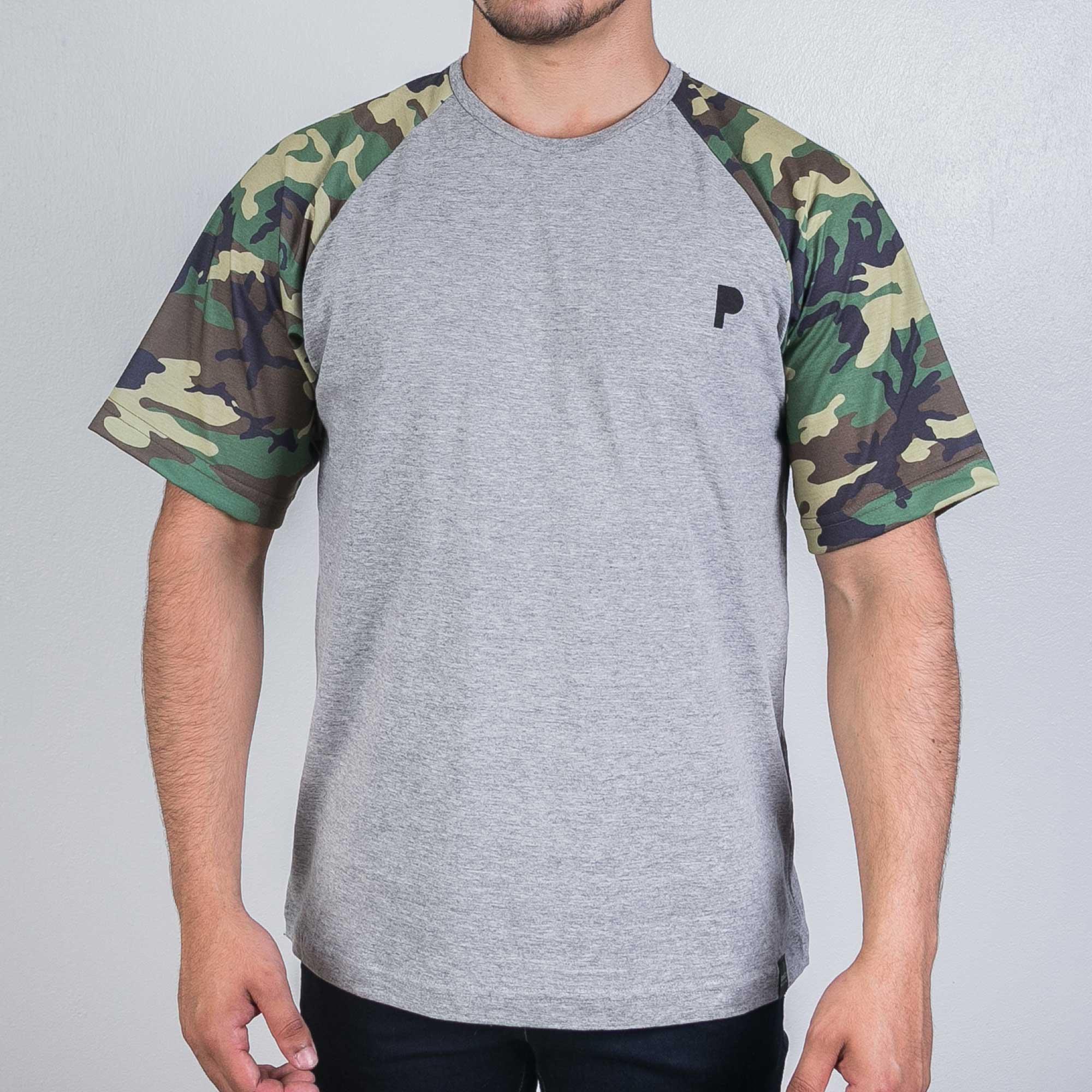 Camiseta Player Camouflaged