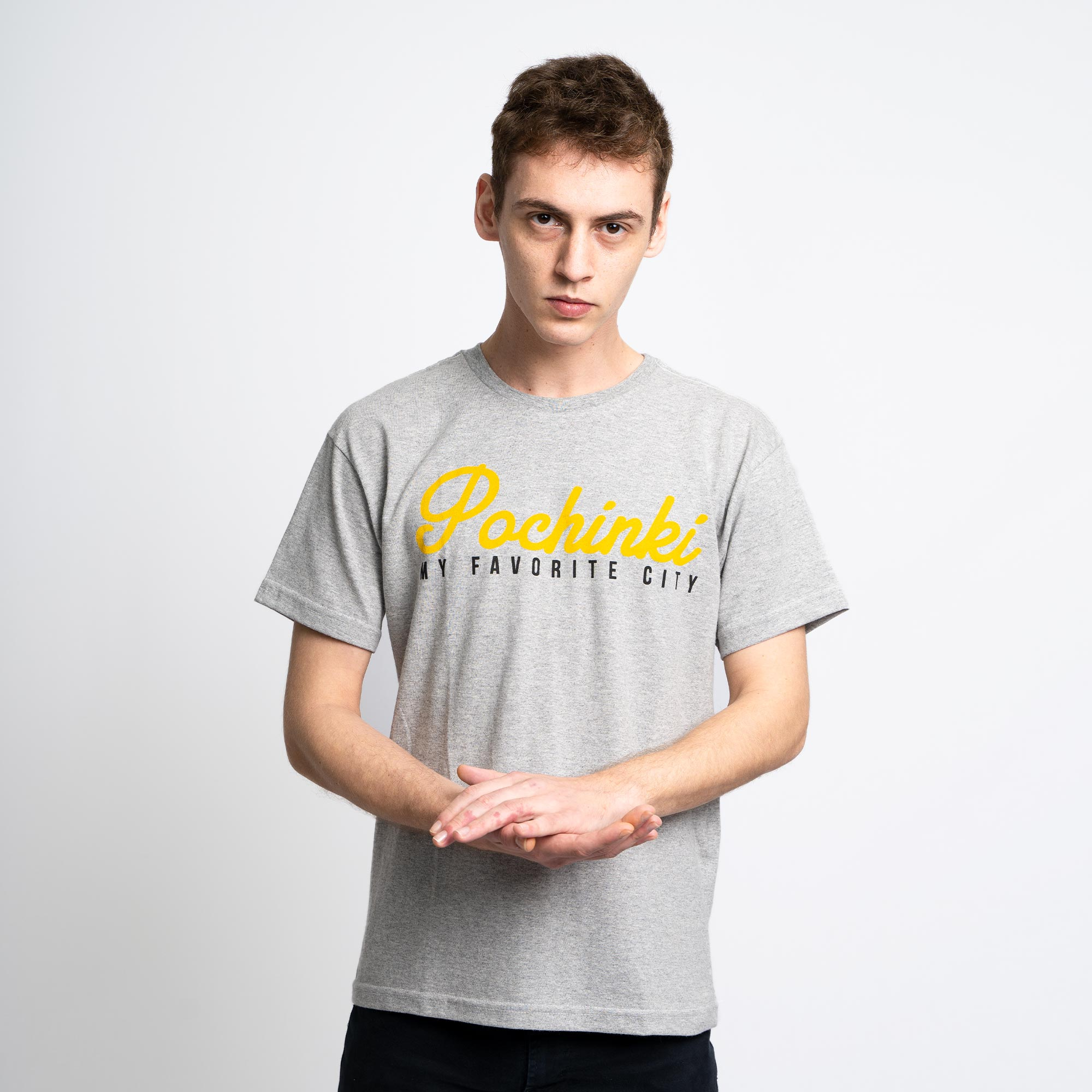 Camiseta Pochinki Mescla