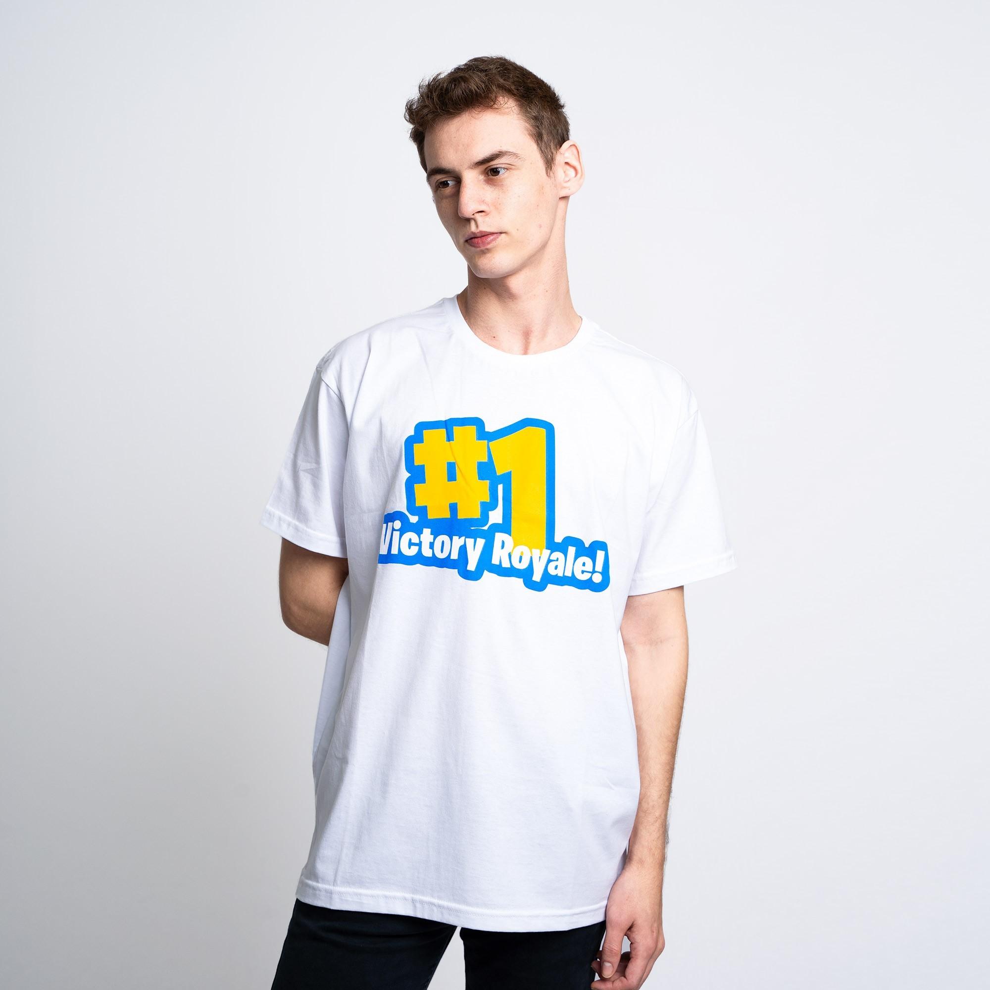 Camiseta Victory #1 Branca