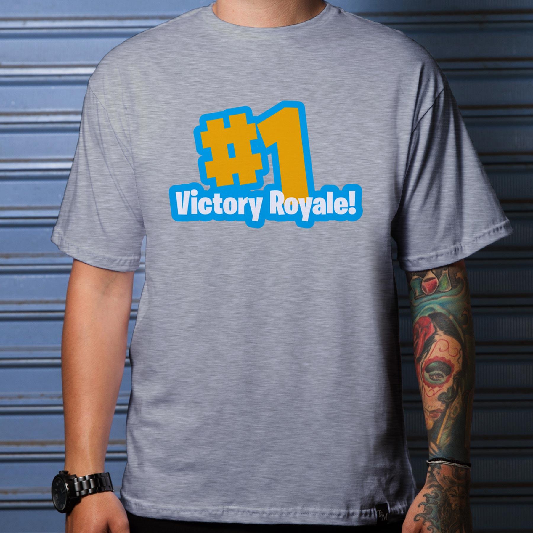 Camiseta Victory #1 Mescla