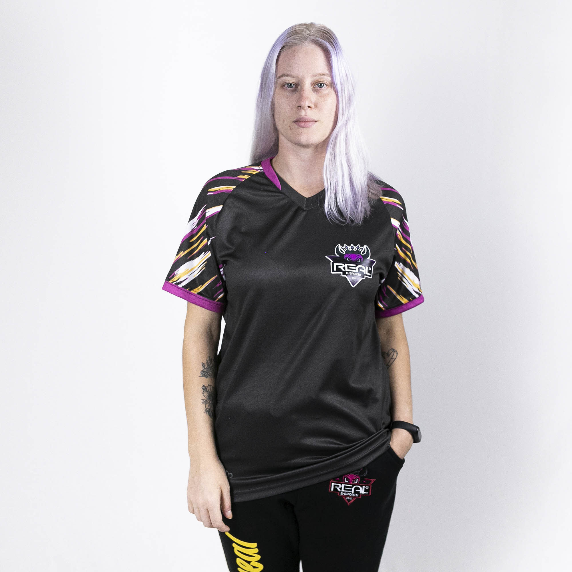 Jersey Real Esports Oficial 2021