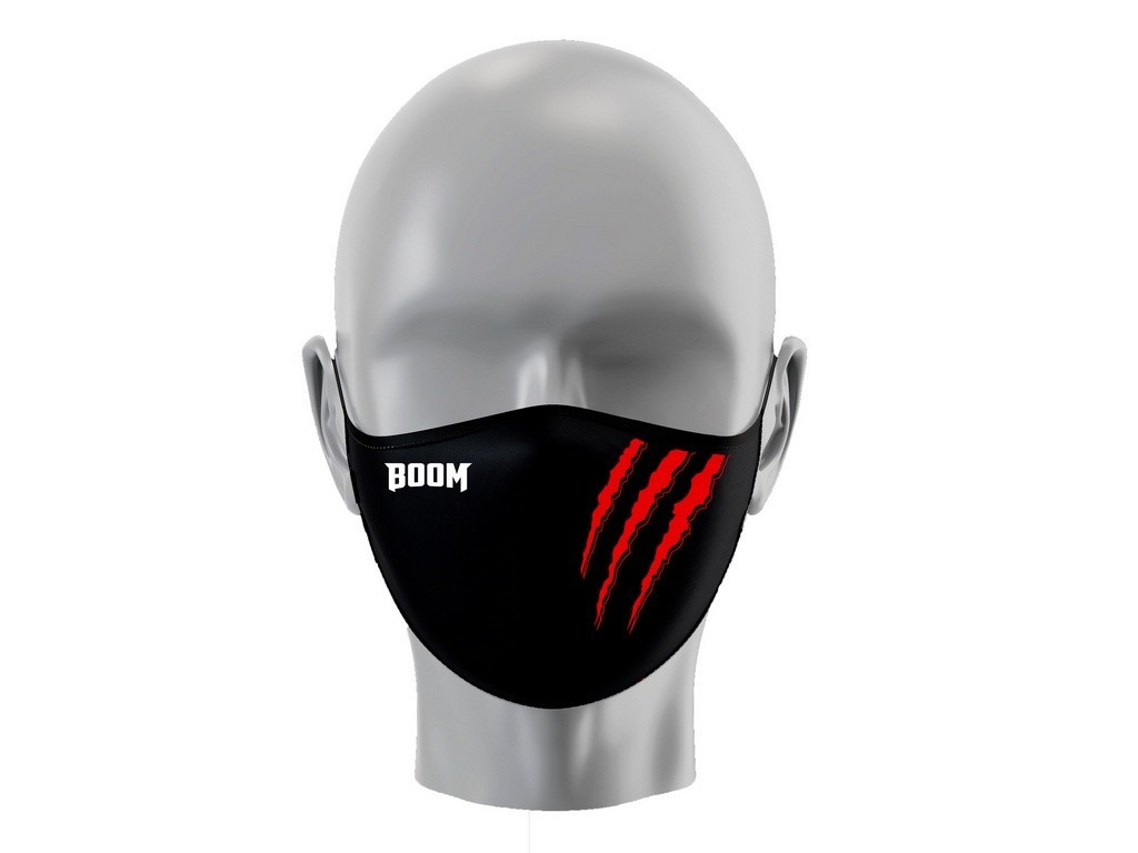 Máscara BOOM Esports