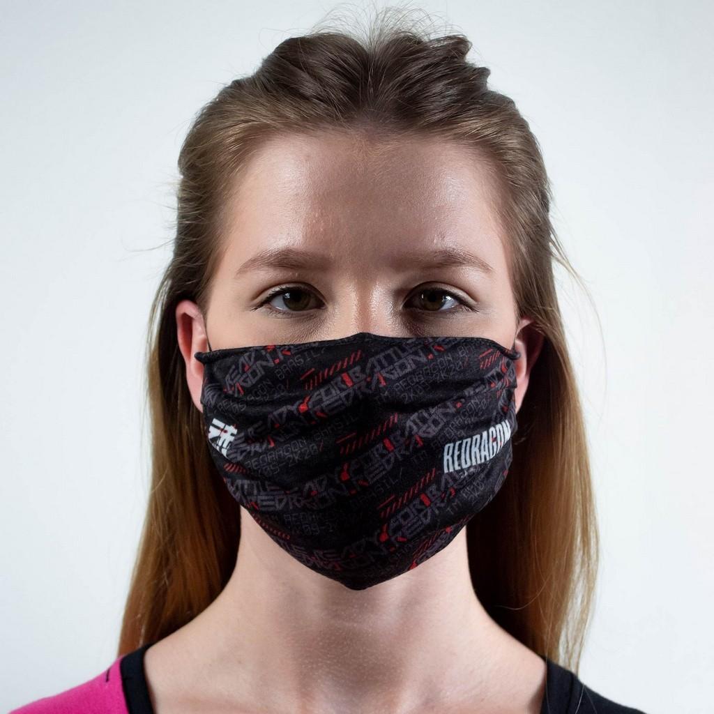 Máscara Redragon Cyberpunk /Black