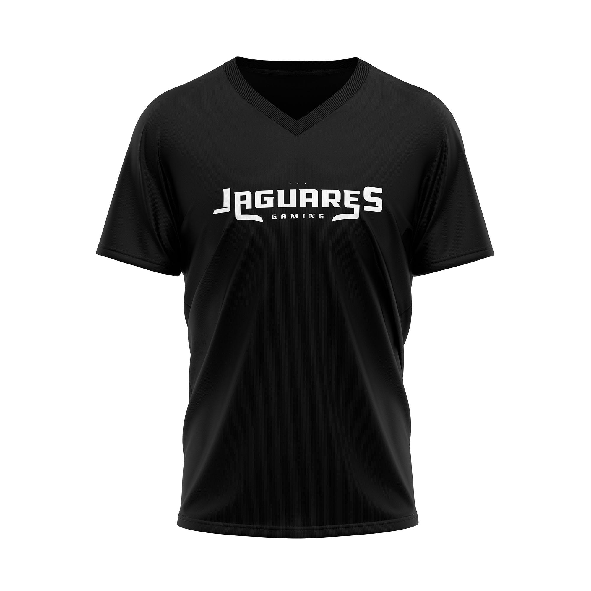 PRÉ-VENDA | Camiseta Jaguares Basic Preta