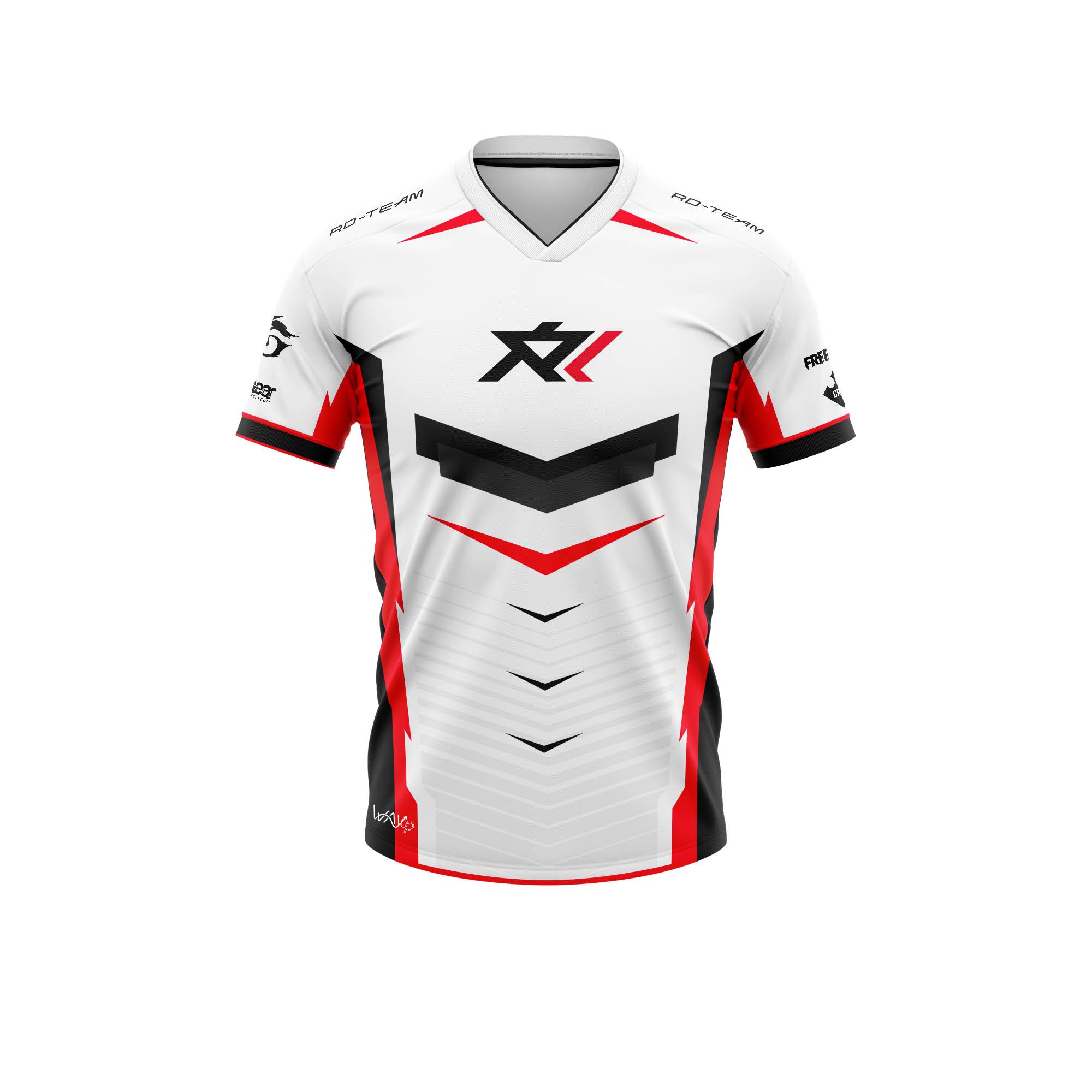 PRÉ-VENDA | Camiseta Jersey RD Team Oficial 2021