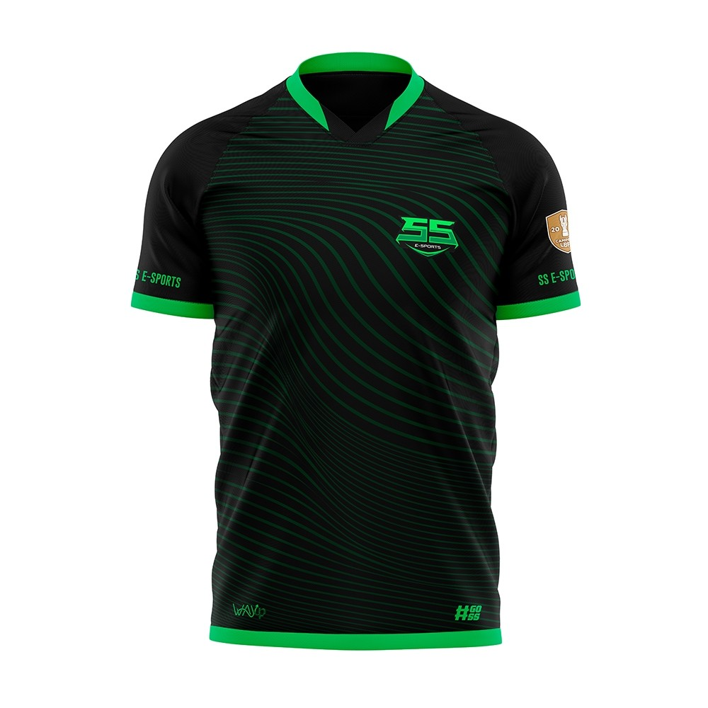 PRÉ-VENDA Camiseta Jersey SS Esports Oficial