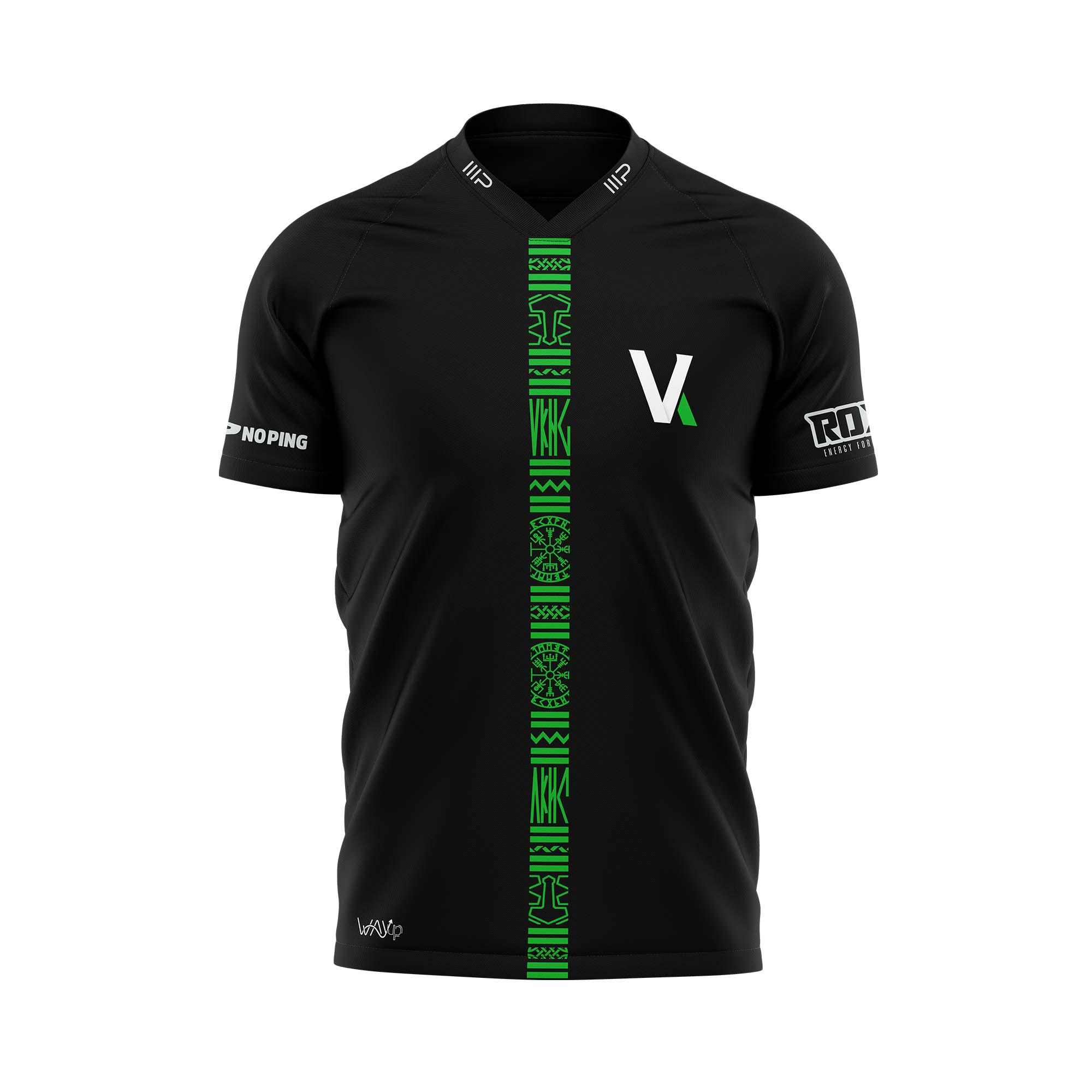 Camiseta Jersey Viking Gaming Oficial 2021
