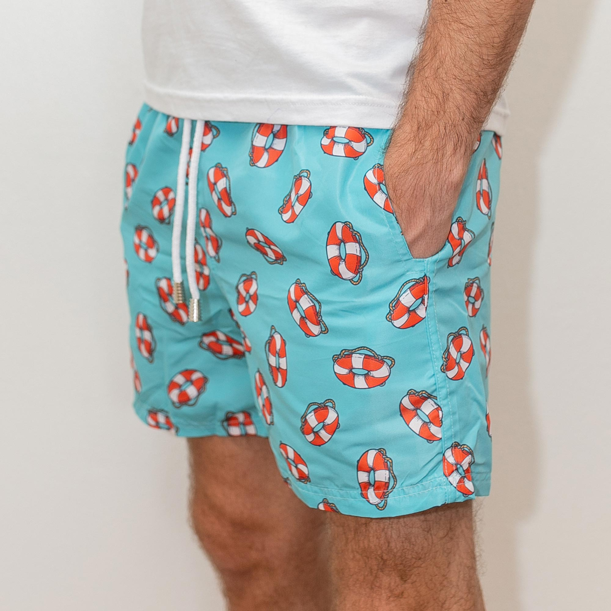 Shorts Boias