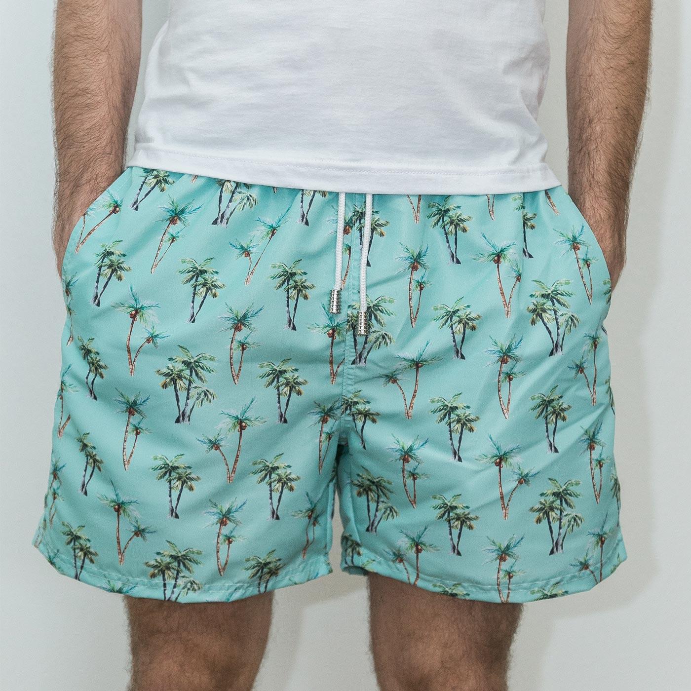 Shorts Coqueiro