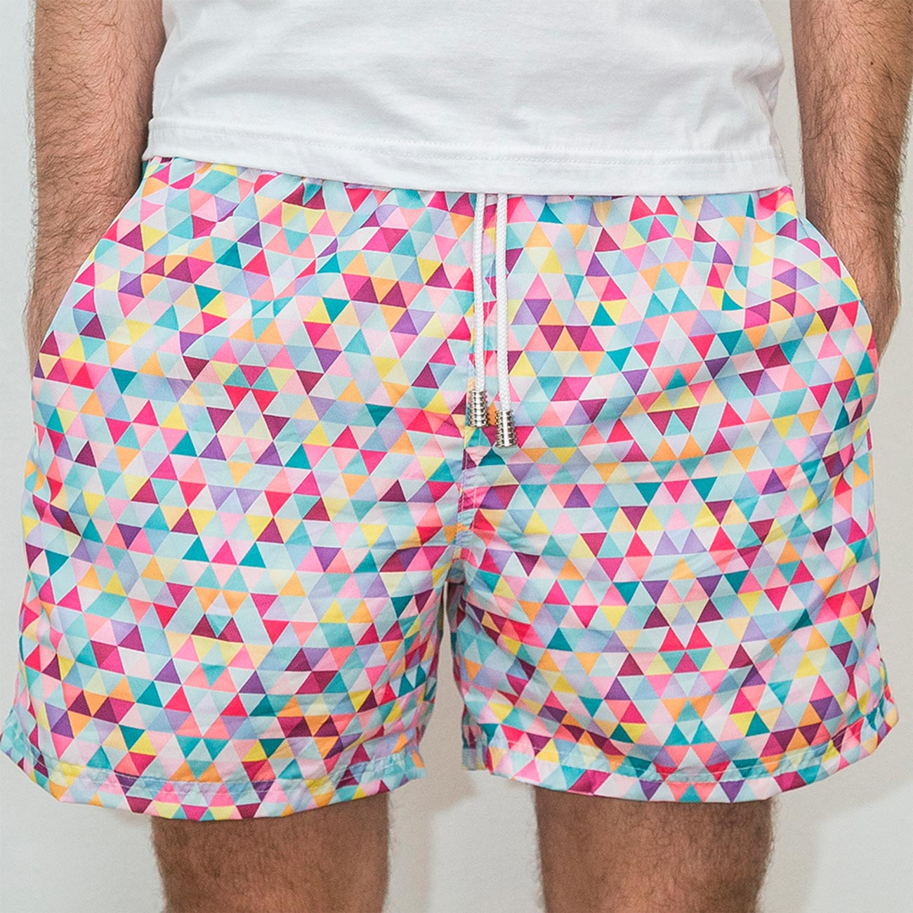 Shorts Geométrico