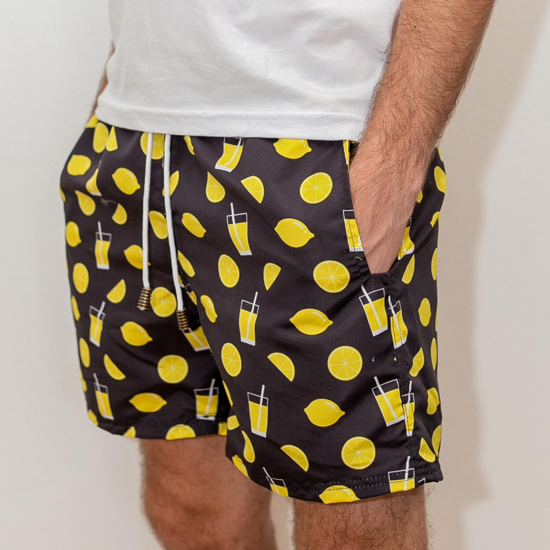 Shorts Limonada