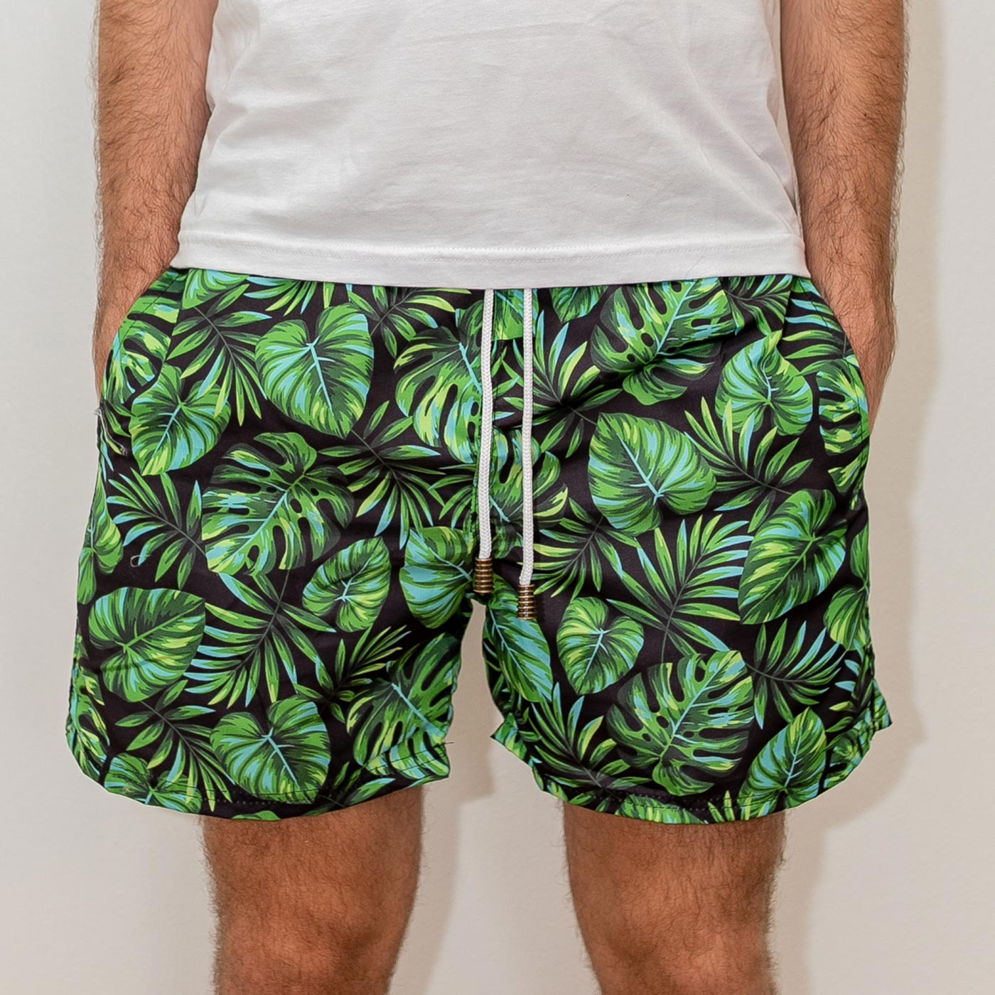 Shorts Tropical Dark