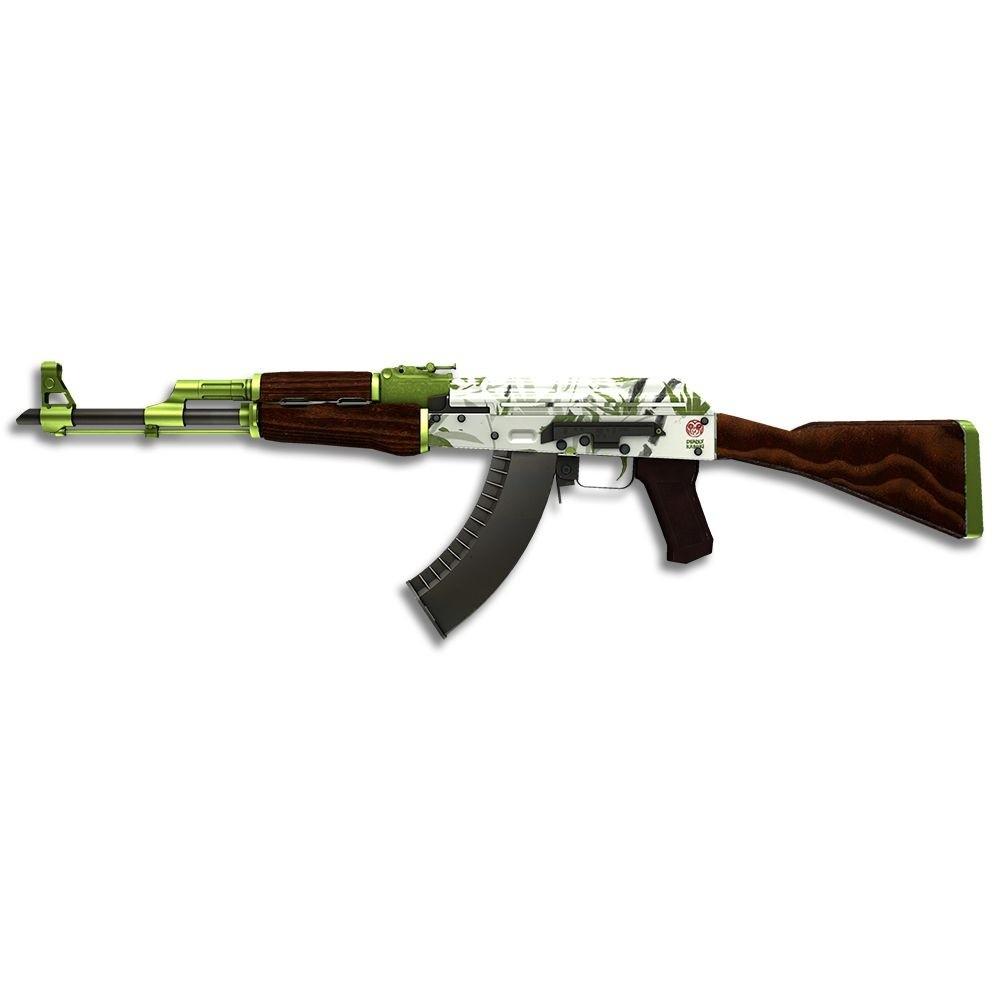 Skin MDF AK-47 Hidropônica