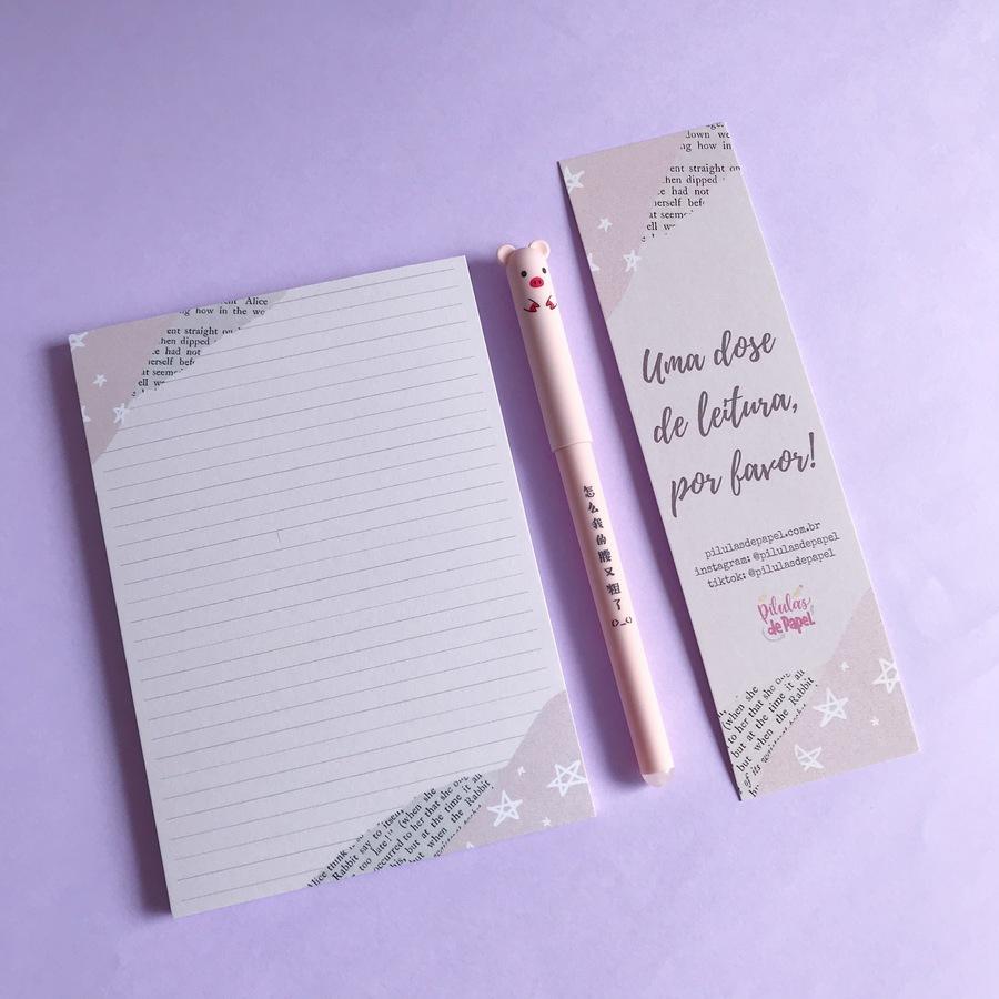Bloco de Notas Journal
