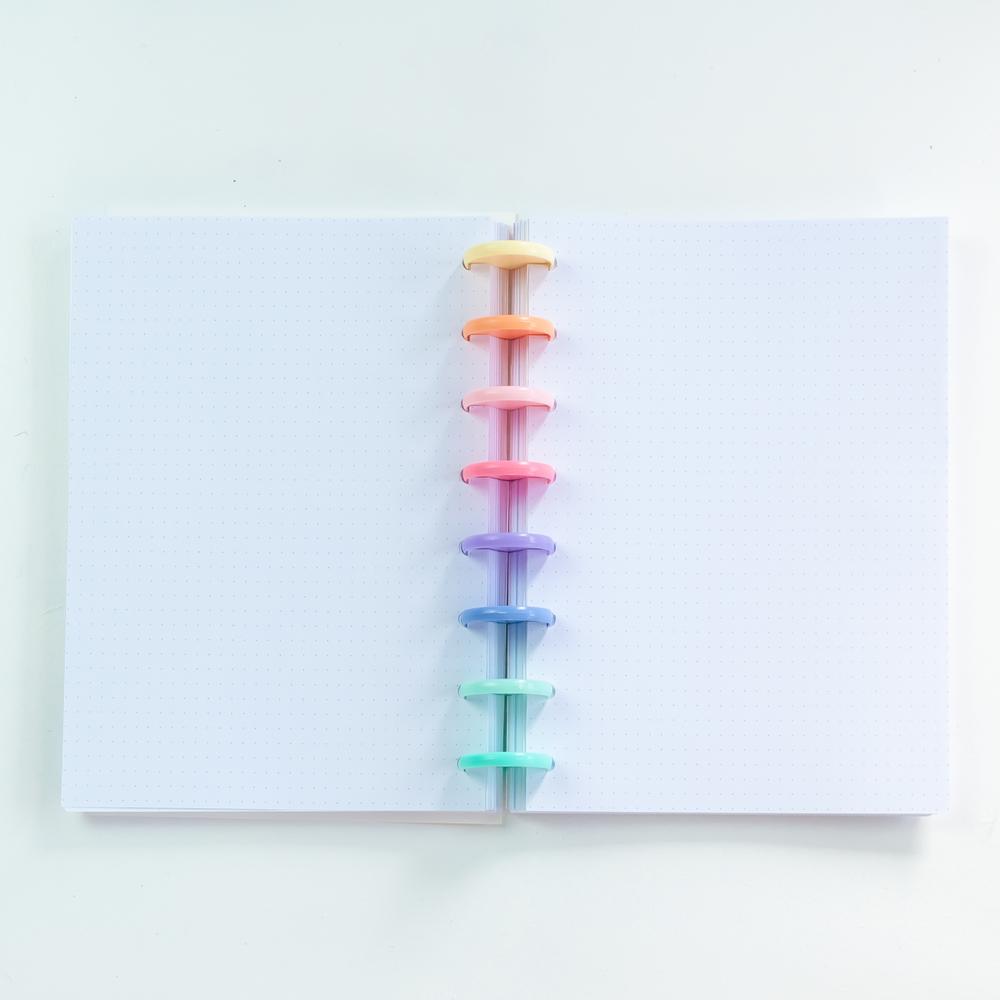 Caderno OBA A5 - Free Spirit (Rainbow)