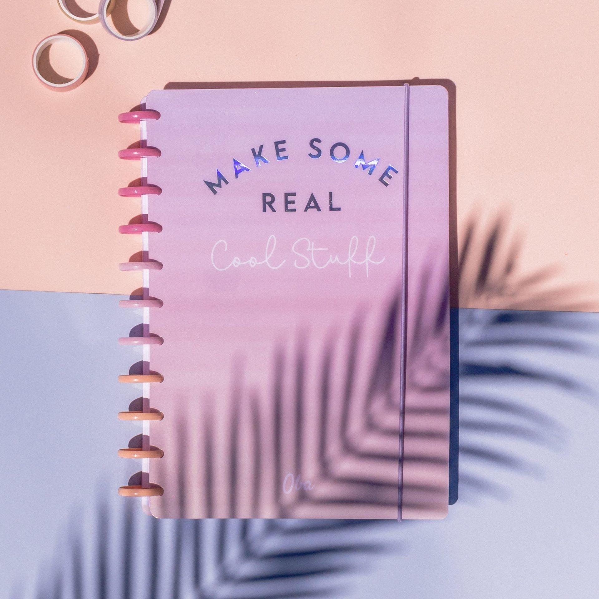 Caderno Universitário – Anoitecer Pautado