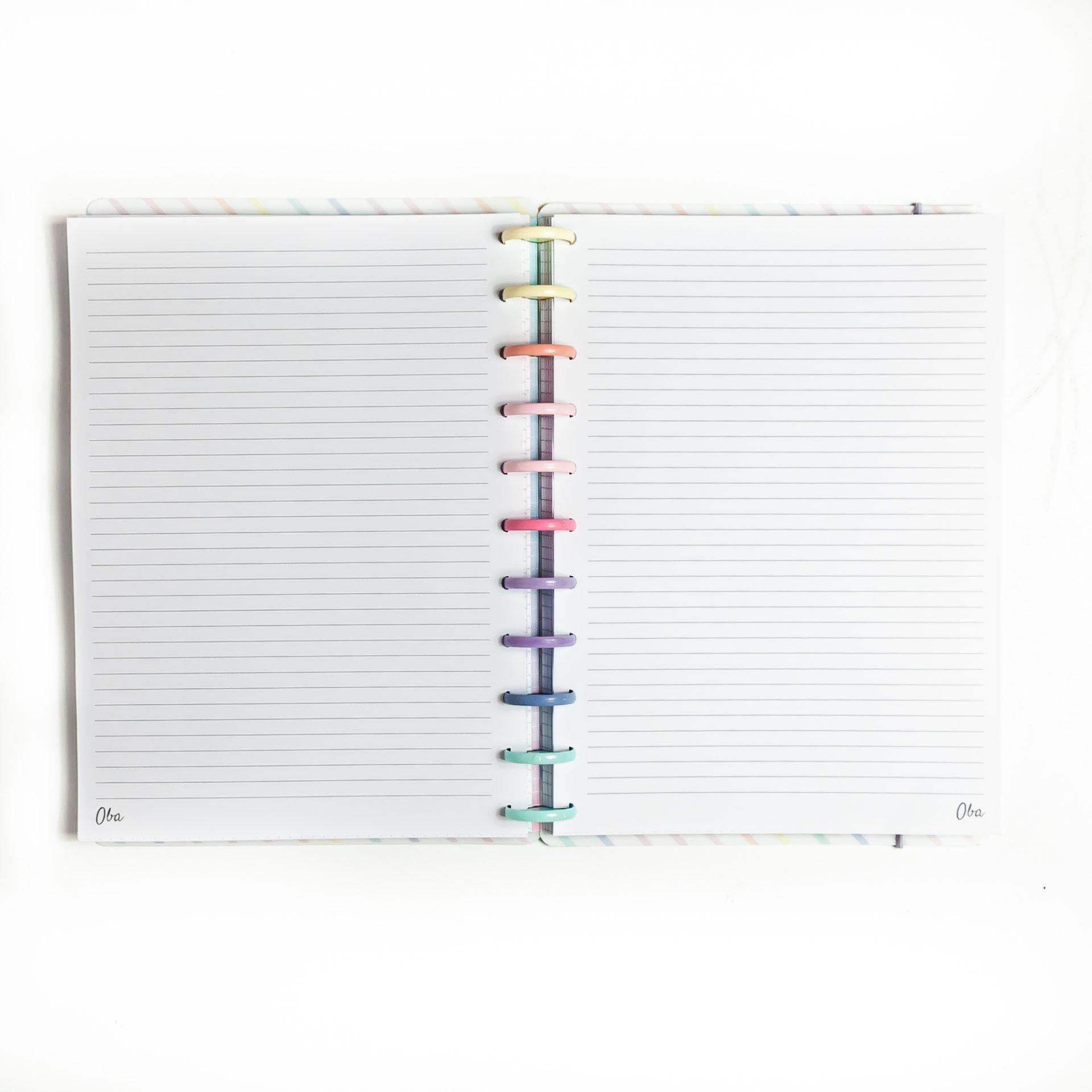 Caderno Universitário  Cool Stuff Pautado