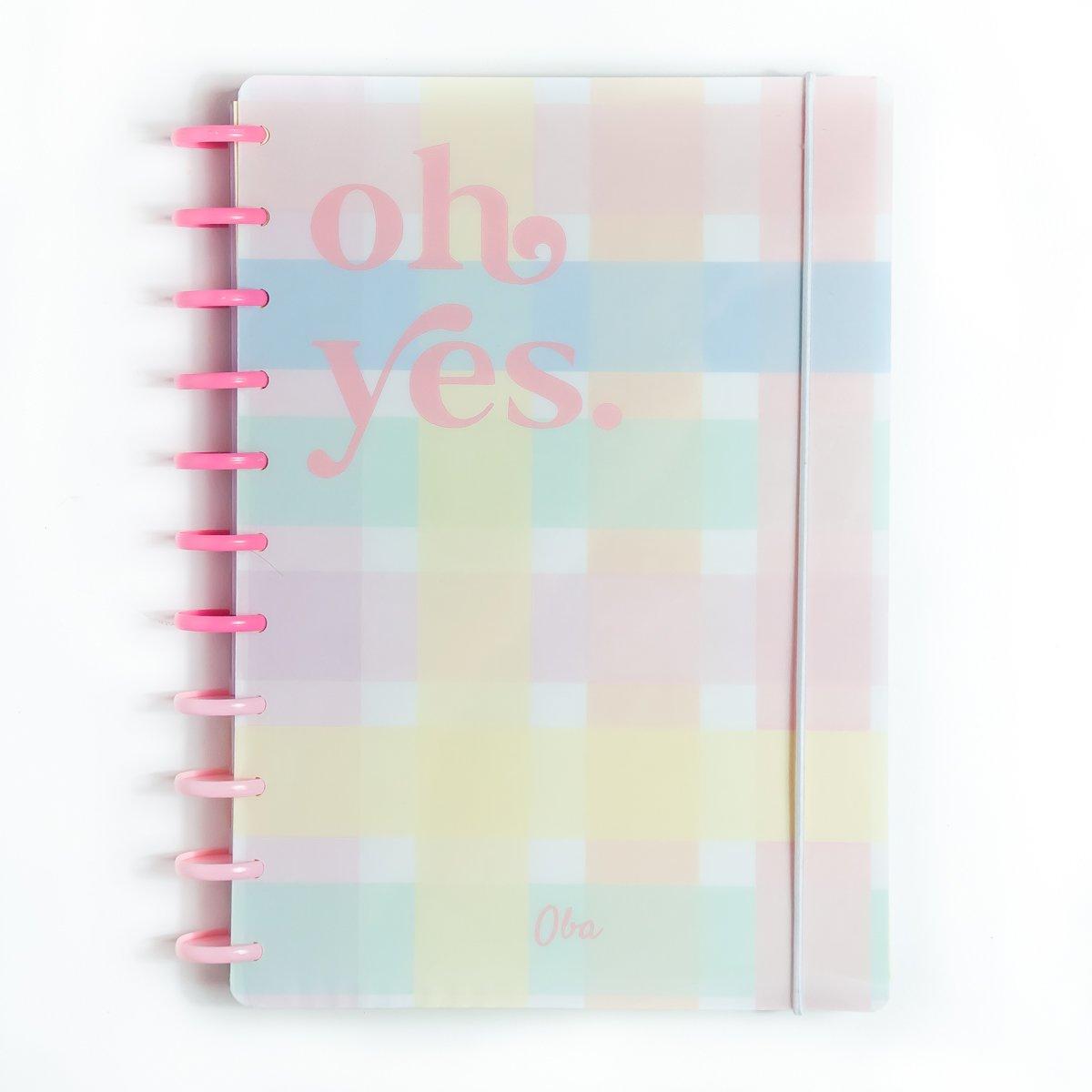 Caderno Universitário  Oh Yes Pautado