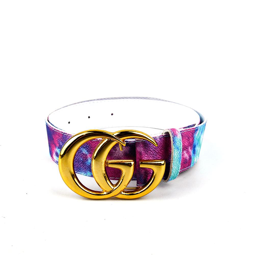 Cinto GG -  Fiv. Dourada 4Cm