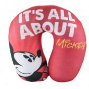 Almofada de Pescoço Mickey Mouse Única