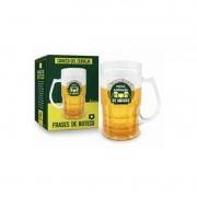 Caneca Gel Cerveja 450ML - A Melhor Rede Social