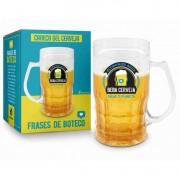 Caneca Gel Cerveja 450ML - Economize Água