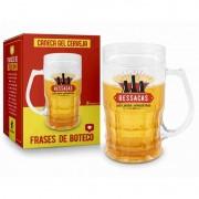 Caneca Gel Cerveja 450ML - Ressacas São Para Amado