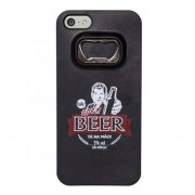 Capa de Celular com Abridor Open Beer - Iphone 4/4s