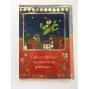 Cartão de Natal Distância
