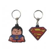 Conjunto 2 Chaveiros Superman
