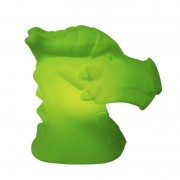 Luminária Dragão Verde