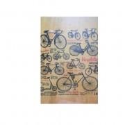 Placa MDF Bicicleta