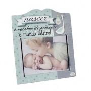 Porta-Retrato para Bebê Nascer