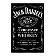 Quadro Poster Jack Daniels com Moldura