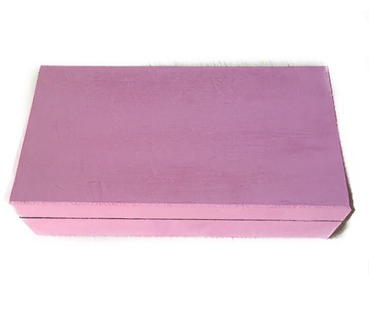 Caixa de Especiarias Rosa