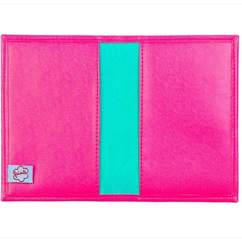 Capa para passaporte especial Chic - Pink