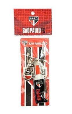 Chaveiro Garrafa São Paulo Escudo