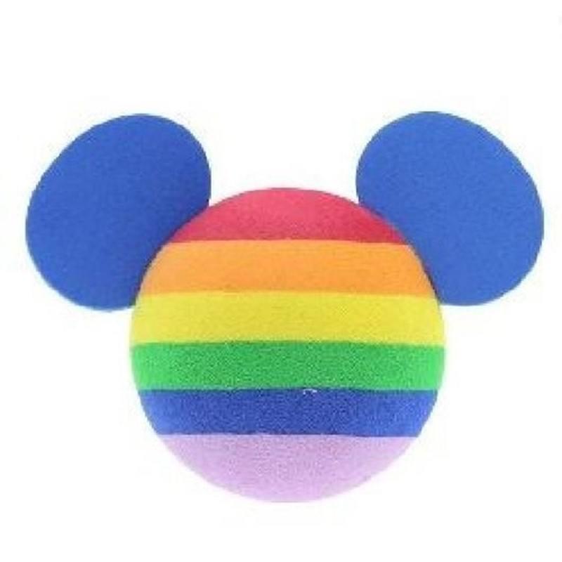 Enfeite de Antena Mickey Colorido