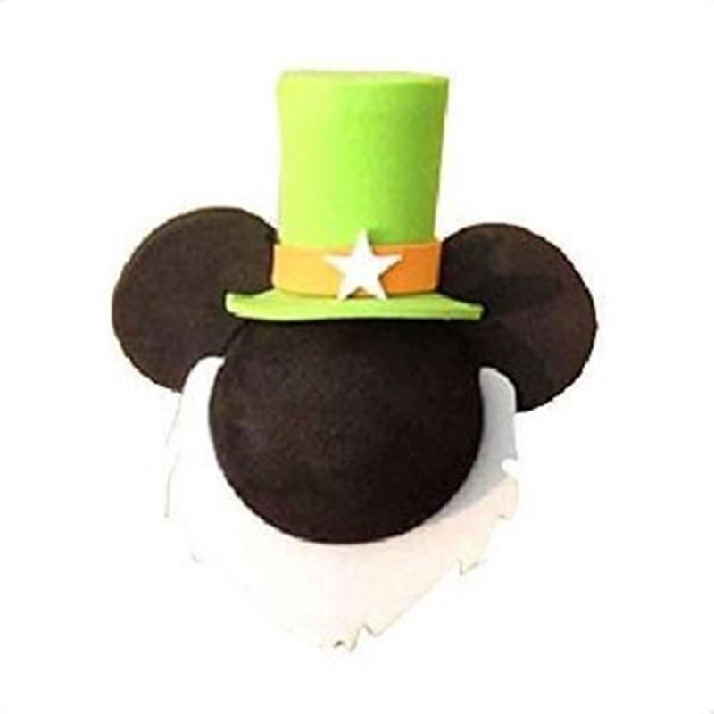 Enfeite de Antena Mickey Irlandês