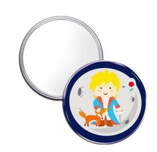 Espelho de Bolsa Pequeno Príncipe