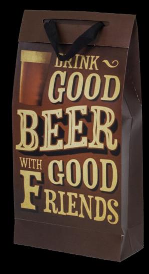 Kit com 3 Sacolas Cerveja