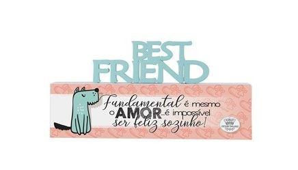 Madeirinha Best Friend Cachorro